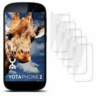HD Display Protector for Yotaphone 2 Screen Crystal Clear Film