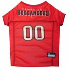 Dog Puppy NFL Jersey Shirt - Tampa Bay Buccaneers - Officially Licensed - M L $19.96 USD on eBay