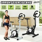 Genki Upright Exercise Bike Home Gym Bicycle Fitness Cardio Spin Cycling Workout