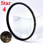 FixedPriceuv cpl neutral density nd filter star color up filter 52mm 55mm 58mm 67mm 77mm