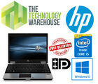 "Hp Elitebook 2540p Laptop 12"" Hd Lightweight Notebook + Ssd And Windows 10 Pro"