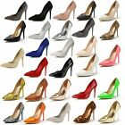 Kyпить DailyShoes Women Stiletto High Heels Dress Comfort Office Lady Pointed Toe Shoes на еВаy.соm