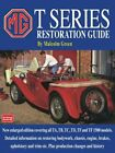 MG T Series Restoration Guide by Ltd, Brooklands Books Paperback Book The Fast