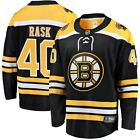 Tuukka Rask #40 Boston Bruins Black & Yellow Hockey Jersey $65.0 USD on eBay