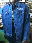 ERIC CLAPTON 2019 DENIM TRUCKER'S JACKET 3 FREE GIFTS WITH PURCHASE!!!