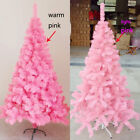 Купить Pink Christmas Trees Xmas Tree decorated 3 4 5 6 7 ft Holiday Lighted with Stand