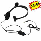 For Sony PS4 Playstation 4 Controller Wired Gaming Earphone Headset VOL Black GH