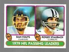 1980 Topps Football Singles #265-528 Complete Your Set Pick From List EXC $0.99 USD on eBay
