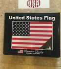 DURA-LITE ® Series American US Flag Heavy Duty 210D Embroidered Stars Sewn 3X5FT