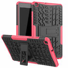 For 2019 Galaxy Tab A 8.0 inch SM-T290/T295/T297 Rugged Hybrid case with Stand