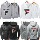 Atlanta Falcons Hoodie Football Hooded Sweatshirt Fleece Jacket Gift for Fans $23.74 USD on eBay