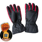 Rechargeable Electric Battery Heated Touchscreen Winter Hand Warm Gloves