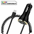 5X Lot 6Ft Type C Cable Charger Charging Cord For Samsung Galaxy Note S8 S9 S10