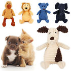 Funny Soft Pet Puppy Chew Play Squeaker Squeaky Cute Plush Sound For Dog Toy New