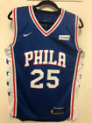 #25 Ben Simmons Men's Philadelphia 76ers Stitched Jersey BLUE or GRAY on eBay