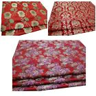 Faux Silk Brocade(Hot Sell Big Flower)Jacquard Damask Kimono Fabric Material*Bt6
