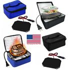 New Portable Food Warmers Heater Lunch Box Mini Oven Microwave For Travel Office