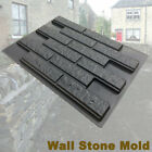 Garden Mold Paving Raggy Brick Veneer For Concrete Plaster Wall Brick Tiles DIY