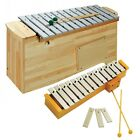 Angel Percussion Diatonic Glockenspiel Metallophone Orchestral Percussion -