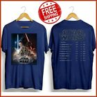 FREESHIP Star Wars The Rise of Skywalker Movie 2019 T-shirt Navy Unisex S-6XL $29.99 USD on eBay