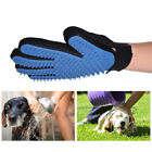 Pet Massage Dog Cat Grooming Glove Dirt Hair Remover Brush Clean for Deshedding