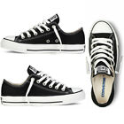 UK Unisex Classic Canvas Trainers High/Low Tops Sneaker Chuck Taylor Shoes