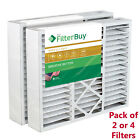 FilterBuy 20x25x5, AC Air Filters Honeywell FC100A1037 Compatible, MERV 11
