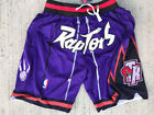 NWT Men's Toronto Raptors Purple Just Don Summer Basketball Shorts on eBay