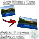 Personalised Your Image Design Custom Placemats dinner table set place mat gift