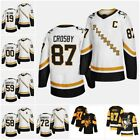 2019 Stadium Series Pittsburgh Penguins Jersey 87 Crosby 71 Malkin 58 Letang