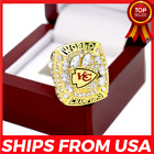 FROM USA- Super Bowl LIV Ring 2019 2020 Official KANSAS CITY CHIEFS Championship $29.91 USD on eBay