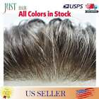 Внешний вид - Mens Hair Replacement Ultra Thin Skin Toupee All Colors Hairpieces PU System Wig