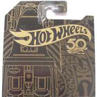 2018 Hot Wheels 50th Anniversary Black and Gold Exclusive - (You Handpick) $3.59 USD on eBay