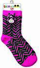 OFFICIAL TY FASHION SOCK A BOOS CHILDRENS ONE SIZE FITS ALL SOCKS FANTASIA DOTTY