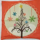 Juvale Christmas Throw Pillow Covers Colorful Decorative Couch - Pick It!