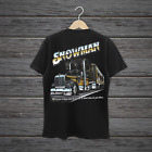 Snowman Truckers Men's Short Sleeve, T-shirt