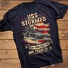 Navy Veteran Proud - USS Stormes (DD 780) - Been There - Done That 1