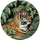 Tiger Animal Green Jungle Select-A-Size Waterslide Ceramic Decals Xx