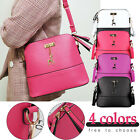 Women Ladies Leather Handbag Shoulder Bag Crossbody Tote Messenger Satchel Purse image