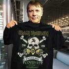 Iron Maiden shirt 2020 pandemic in case of emergency gift fan Tshirt S-5XL