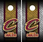 Cleveland Cavaliers Cornhole Wrap Decal Stickers Vinyl Gameboard Skin Set YD552 on eBay