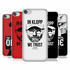 OFFICIAL LIVERPOOL FOOTBALL CLUB JURGEN KLOPP BACK CASE FOR APPLE iPOD TOUCH MP3