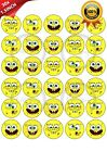SPONGEBOB SQUAREPANTS PERSONALISED BIRTHDAY CUPCAKES TOPPER WAFER PAPER
