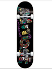 """Almost Aztecian Black Complete Youth 7.25"""" Skateboard"""