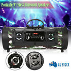 High Quality Portable Wireless bluetooth Speakers Stereo Bass Outdoor Subwoofer
