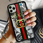 Case Strip iPhone 7 8 X XR XS Guccy845rCases 11 Pro Max Galaxy S20 Note 10 38