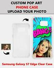 Custom Pop Art Samsung Case, Personalized Photo Phone Case, Pop Art Designs,Art