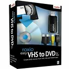 Roxio Easy VHS to DVD 3 Plus - Video to DVD Converter with 2 DVDs [Amazon Exclus
