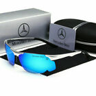 Mercedes AMG Men's UV400 Sunglasses Sports Racing Golf Outdoor Glasses 2020 New