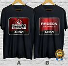 AMD Radeon Graphic Performance T-Shirt Cotton 100% S-4XL USA size Fast Shipping image
